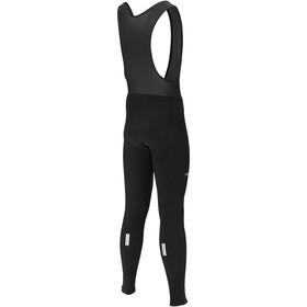 Shimano Winter Bib Tights Herren black